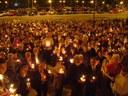Praznicul Învierii Domnului în metropola de pe malurile Crişului Repede