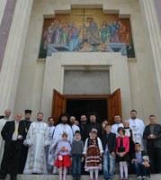 Praznicul Învierii Domnului la Catedrala Episcopală din Oradea