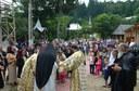 Praznicul Schimbării la Faţă a Domnului la Mănăstirea Izbuc