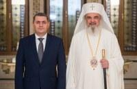 Preafericitul Părinte Patriarh Daniel a primit vizita de prezentare a noului ambasador al Republicii Armenia în România