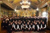 Preasfinţitul Părinte Episcop Sofronie al Oradiei la aniversarea zilei de naștere