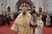 Preasfinţitul Părinte Sofronie al Oradiei a aniversat 17 ani de la primirea cerescului dar al arhieriei