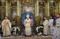 Preasfințitul Părinte Sofronie al Oradiei a aniversat 52 de ani de viață