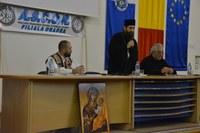 Preasfinţitului Siluan al românilor ortodocși din Ungaria a conferențiat la Universitatea din Oradea