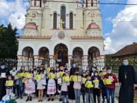 """Premierea concursului național catehetic: """"Biserica – familia românilor de pretutindeni"""" În Protopopiatul Tinca"""