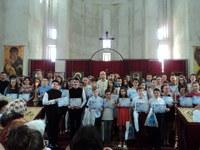 Premierea elevilor olimpici bihoreni la Catedrala Episcopală din Oradea