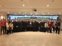 Preoți bihoreni în vizită la Bruxelles