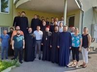 Preoți și credincioși din Protopopiatul Oradea au donat sânge