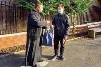 Preoții bihoreni în sprijinul elevilor