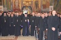 Preoții din Protopopiatul Beiuș reuniți în conferință