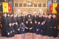 Preoții din Protopopiatul Tinca reuniți în conferință