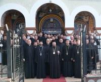 Preoţii din Protopopiatul Tinca reuniţi în conferinţă