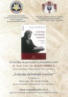 Prezentare de carte la Biblioteca Universității din Oradea