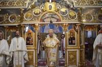 Prima Liturghie arhierească din noul an 2020  în biserica Izvorul Tămăduirii din Oradea