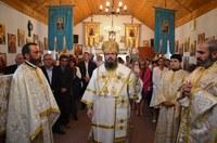 Prima Liturghie arhierească în parohia Oradea-Grigorescu
