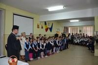 Program cultural artistic la Liceul Ortodox Episcop Roman Ciorogariu din Oradea