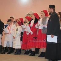 Program cultural în Parohia Hidișelu de Sus