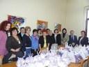 """Programul """"Masa pe roți"""" în sprijinul celor aflați în nevoi"""
