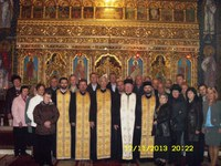 """Proiectul """"Agapa Sfântului Mare Mucenic Gheorghe"""" a împlinit trei ani"""