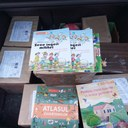 """Proiectul """"O carte pentru fiecare"""" la Liceul Pedagogic din Beiuş"""