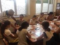 """Proiectul educaţional """"Tineri ortodocşi în Ţara Beiuşului"""", în plină desfăşurare"""