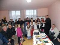 """Proiectul filantropic """"Dăruind vei dobândi"""" în Parohia Brătești"""