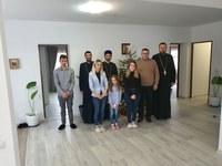 """Proiectul filantropic """"Să facem casă bună împreună"""",   desfășurat de Protopopiatul Ortodox Tinca, a ajuns la final"""
