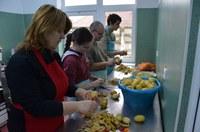 Proiectul Masa săracilor - bucurie și mângâiere pentru nevoiașii din Oradea