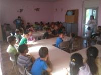 Proiectul Toți copiii au nevoie de școală la Sânnicolau Român, Bihor