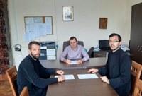 Protocol de colaborare între Biserică şi Şcoală la Beiuş