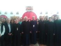 Reuniunea cadrelor didactice care predau disciplina Religie din Episcopia Oradiei