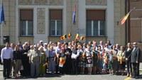 Români din Maramureșul istoric în vizită la Oradea