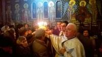 Rugăciune și filantropie la Biserica Albastră din Oradea  pentru tinerii de la Clubul Colectiv din București