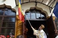 """Sărbătoare la biserica """"Buna Vestire"""" din Oradea"""