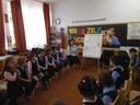 Sărbătoarea celor 100 de zile de şcoală  la Liceul Ortodox Episcop Roman Ciorogariu din Oradea