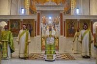 Sărbătoarea Cincizecimii la Catedrala Episcopală din Oradea