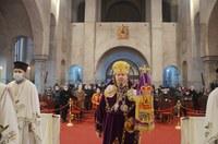 Sărbătoarea Nașterii Domnului prăznuită la  Catedrala Episcopală Învierea Domnului din Oradea