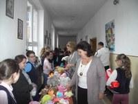 """Sărbători cu suflet la Liceul Ortodox """"Episcop Roman Ciorogariu"""" din Oradea"""