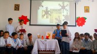Sărbătorirea Zilei Culturii Naţionale la  Liceul Ortodox Episcop Roman Ciorogariu din Oradea