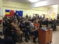 """Sărbătorirea Zilei Naţionale la Liceul Ortodox """"Episcop Roman Ciorogariu"""" din Oradea"""