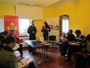 Schimb de experienţă în activităţi sociale la Oradea