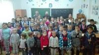 Școala altfel organizată de parohia Subpiatră