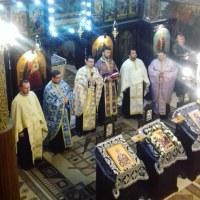 Seară duhovnicească în Parohia Aleşd I, Protopopiatul Oradea