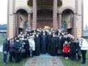 Seară duhovnicească în Parohia Aleșd II