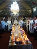 Seară duhovnicească în Parohia Chijic