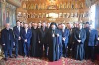 Ședință de lucru a Adunării Eparhiale a Episcopiei Oradiei