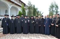 Ședință de lucru comună a Permanențelor Consiliilor Eparhiale ale  Episcopiei Oradiei și Episcopiei Ortodoxe Române din Ungaria