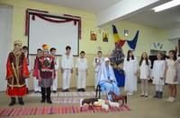 """Serbare de Crăciun la Liceul Ortodox  """"Episcop Roman Ciorogariu"""" din Oradea"""