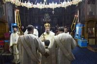 Sfânta Cuvioasă Parascheva prăznuită la Mănăstirea Sfânta Cruce din Oradea