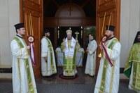 Sfânta Treime cinstită la Catedrala Episcopală din Oradea